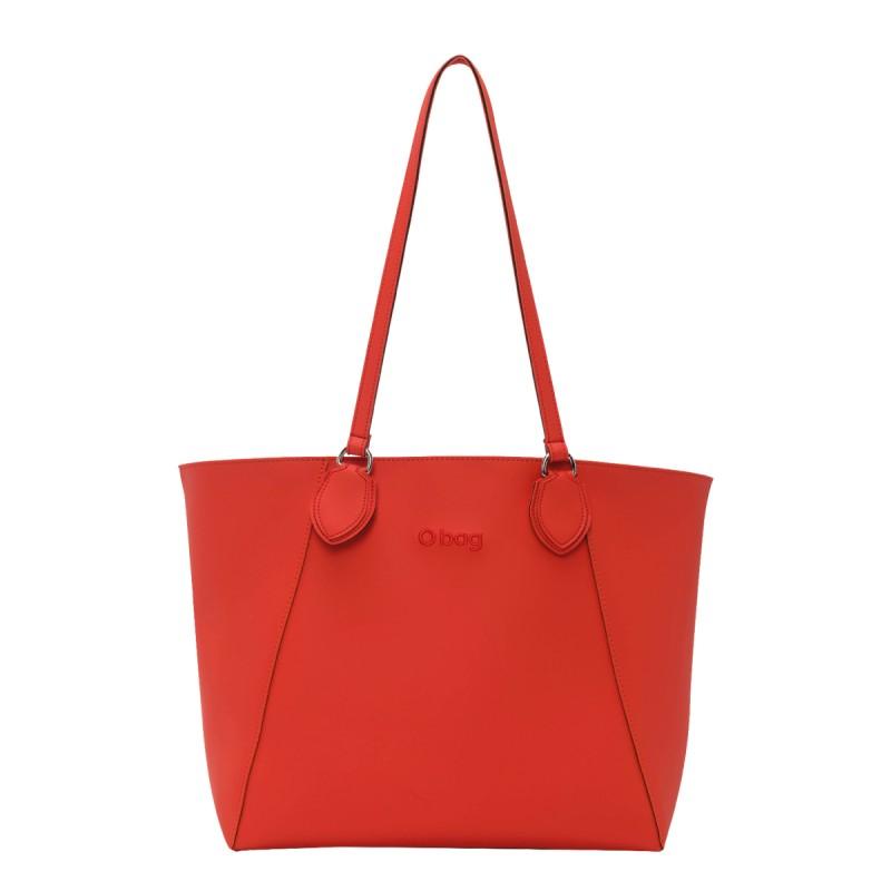 Nuova borsa O Bag Soft Sweet arancione primavera estate 2019 prezzo 79 euro