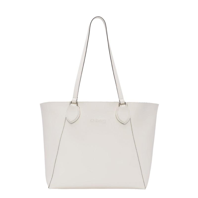 Nuova borsa O Bag Soft Sweet bianca primavera estate 2019 prezzo 79 euro