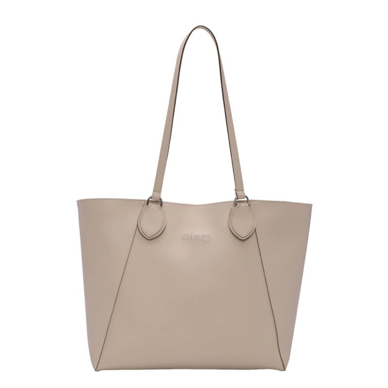 Nuova borsa O Bag Soft Sweet sabbia primavera estate 2019 prezzo 79 euro