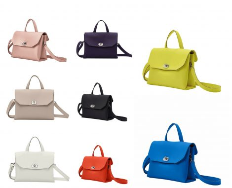 Nuova borsa a tracolla O Bag Smooth Mini estate 2019 470x381 - Collezione Borse O Bag Soft primavera estate 2019: Colori, Prezzi e Foto