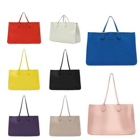 Nuove borse O Bag Soft Maxi collezione primavera estate 2019 470x470 - Collezione Borse O Bag Soft primavera estate 2019: Colori, Prezzi e Foto
