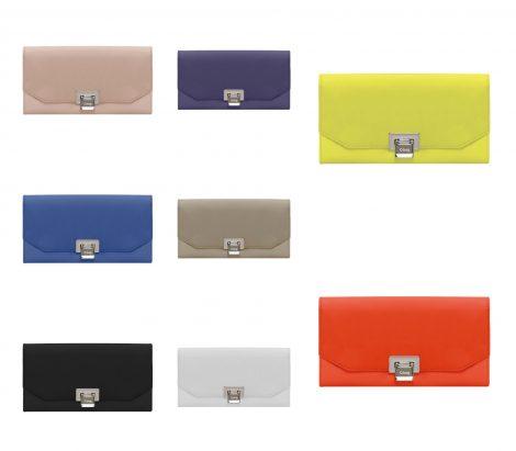 Nuovi portafogli O Bag O light primavera estate 2019 470x411 - Collezione Borse O Bag Soft primavera estate 2019: Colori, Prezzi e Foto