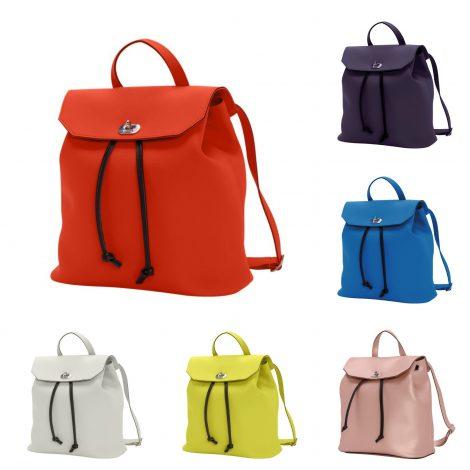 Nuovo Zaino O Bag Soft Ride estate 2019 470x470 - Collezione Borse O Bag Soft primavera estate 2019: Colori, Prezzi e Foto