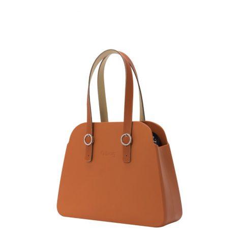 O bag Mattone 470x470 - Nuove Borse O bag primavera estate 2019: O bag Reverse e O bag Queen
