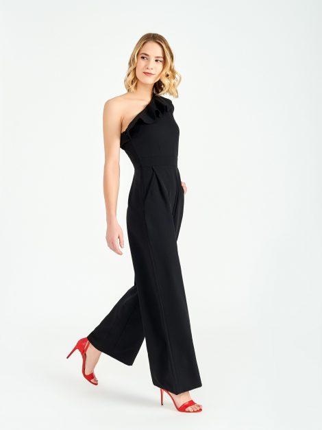 Rinascimento jumpsuit monospalla elegante estate 2019 470x627 - Abiti Rinascimento primavera estate 2019