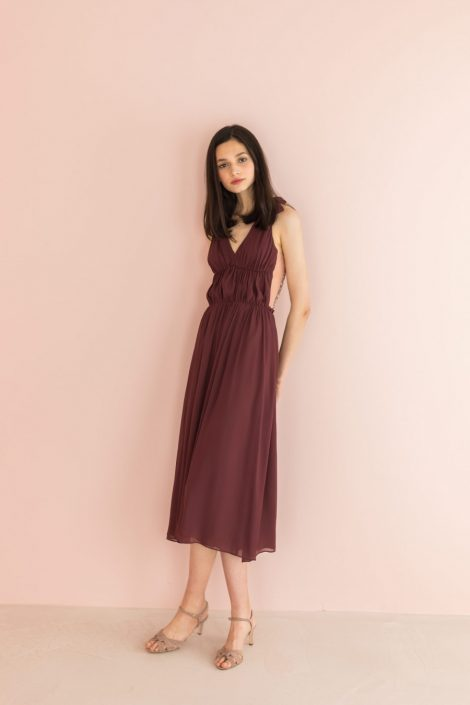 Elegante abito Lazzari estate 2019 prezzo 185 euro 470x705 - Lazzari Abiti primavera estate 2019