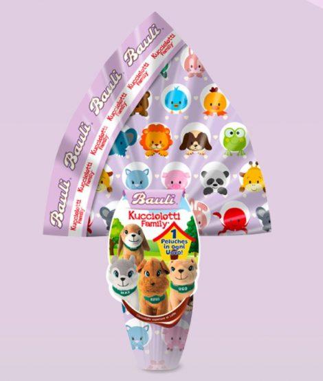 Uova di Pasqua 2019 Bauli per bambini Kucciolotty Family 470x555 - Uova di Pasqua Bauli 2019