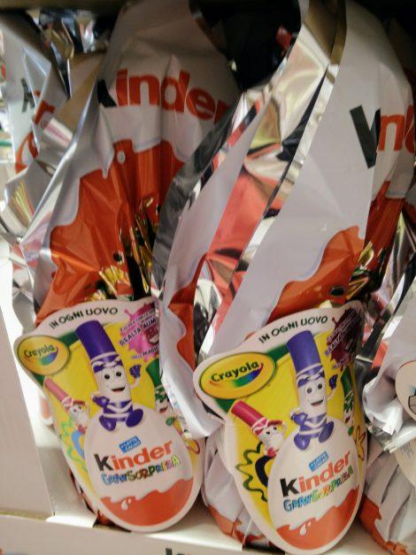 Uova di Pasqua Kinder 2019 Crayola 470x627 - Uova di Pasqua 2019 Kinder