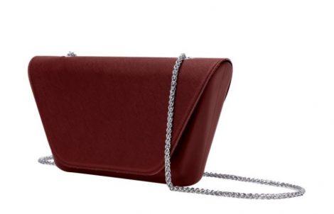 Borsa Clutch O Bag Sheen Bordeaux 470x302 - Collezione Borse O Bag SHEEN primavera estate 2019