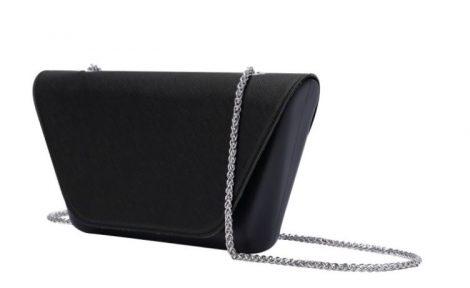 Borsa Clutch O Bag Sheen Nera 470x288 - Collezione Borse O Bag SHEEN primavera estate 2019