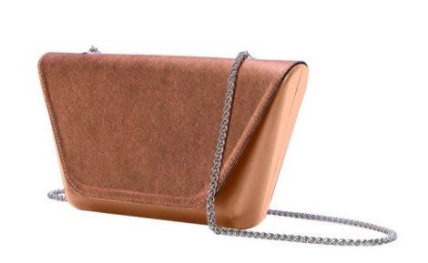 Borsa Clutch O Bag Sheen Rame 470x289 - Collezione Borse O Bag SHEEN primavera estate 2019