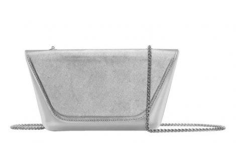 Borsa Clutch O Bag Sheen Silver 470x285 - Collezione Borse O Bag SHEEN primavera estate 2019