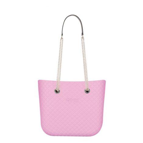 Borsa O Bag mini matelasse Orchidea collezione primavera estate 2019 470x470 - Collezione Borse o Bag Mini Matelassè primavera estate 2019