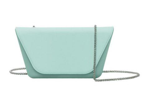 Nuova Clutch O bag Sheen turchese collezione primavera estate 2019 470x277 - Collezione Borse O Bag SHEEN primavera estate 2019