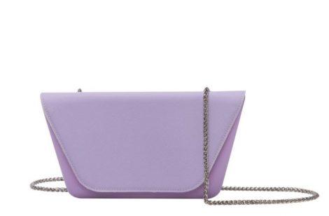 Nuova pochette O bag Sheen colore Orchidea primavera estate 2019 470x308 - Collezione Borse O Bag SHEEN primavera estate 2019