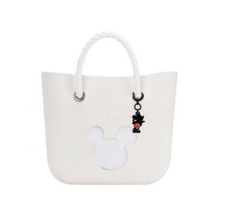Borsa O Bag Mini Bianca con Topolino primavera estate 2019 470x398 - Collezione Borse O Bag Disney primavera estate 2019
