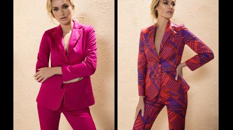 Completi tailleur giacca pantaloni donna Coconuda collezione primavera estate 2019  470x264 - Catalogo Abbigliamento Coconuda primavera estate 2019