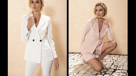 Tailleur eleganti giacca pantaloni donna Coconuda collezione primavera estate 2019  470x264 - Catalogo Abbigliamento Coconuda primavera estate 2019