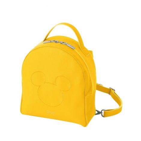 Zaino O Bag Ivy Giallo Cedro con Mickey Mouse collezione primavera estate 2019 470x470 - Collezione Borse O Bag Disney primavera estate 2019