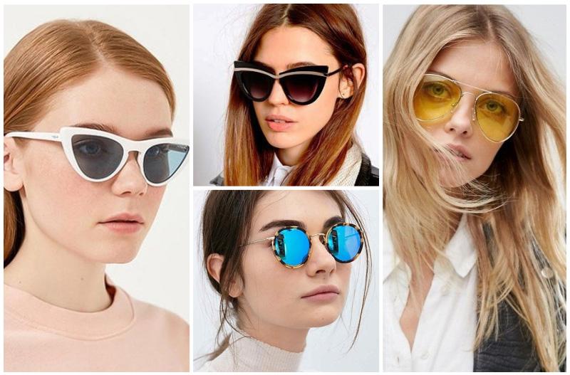 Tendenze Occhiali da sole 2019 - Occhiali da sole, ecco cosa dice la moda per l'estate 2019