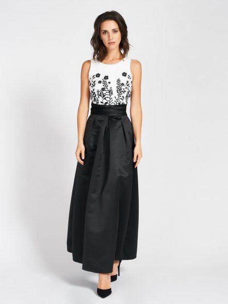 Elegante abito lungo da cerimonia Rinascimento inverno 2019 2020 prezzo 119 euro 470x627 - Abiti da Cerimonia Rinascimento inverno 2019 2020
