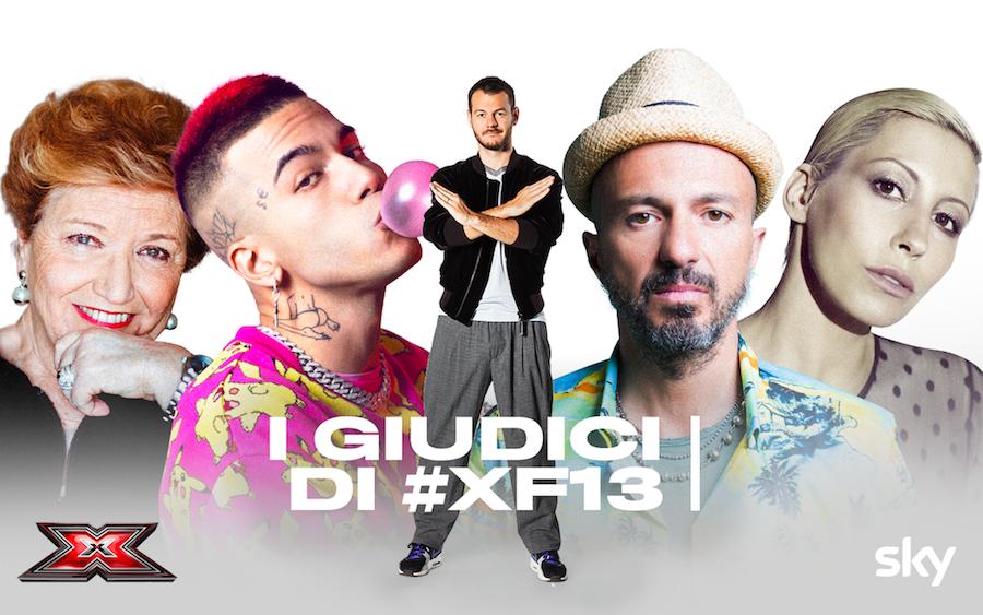 X Factor 2019 Nuovi Giudici e Quando inizia - X Factor 2019: Nuovi giudici e quando inizia