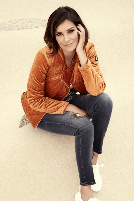 Giacca e jeans Coconuda collezione autunno inverno 2019 2020 470x705 - Coconuda Catalogo Abbigliamento Inverno 2019 2020