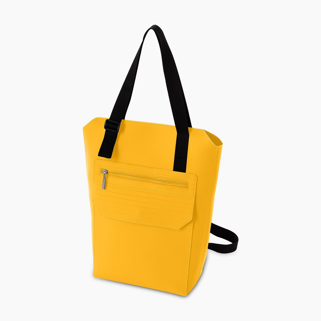 Nuovo Zaino Borsa O bag W 217 colore giallo ocra collezione inverno 2019 2020 - Nuovo Zaino Borsa O bag W 217 colore giallo ocra collezione inverno 2019 2020