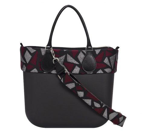 Nuovo bordo e tracolla borsa o bag collezione inverno 2019 2020 470x437 - Anteprima Borse O bag inverno 2019 2020