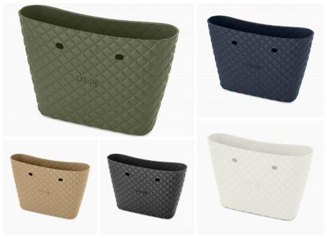 Colori scocche borse O bag Urban Matelasse inverno 2019 2020 470x342 - Borsa O Bag Urban Matelasse' inverno 2019 2020: colori e prezzi