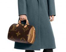 Nuovo Speedy 30 Louis Vuitton collezione autunno inverno 2019 2020 220x173 - Borsa bauletto Speedy 30 Louis Vuitton: Prezzi e nuove versioni