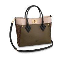 Nuovo modello di borsa Louis Vuitton inverno 2019 2020 On my side 220x186 - Nuova Borsa Louis Vuitton Inverno 2020