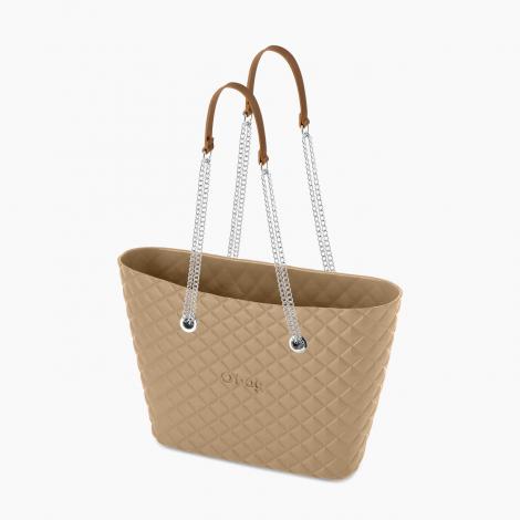 O bag Urban Matelasse colore sabbia collezione autunno inverno 2019 2020 prezzo 76 euro 470x470 - Borsa O Bag Urban Matelasse' inverno 2019 2020: colori e prezzi