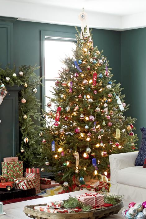 Albero di Natale 2019 classico tradizionale 470x704 - Colori Alberi di Natale 2019