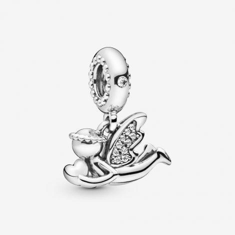 Charm Angelo custode che vola Pandora collezione inverno 2019 2020 470x470 - Nuovi Charms Angeli Custodi Pandora Inverno 2019 2020