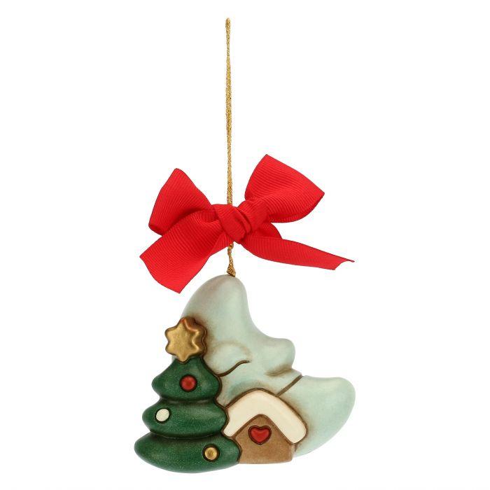 Thun puntale per albero di Natale 2019 NUOVO