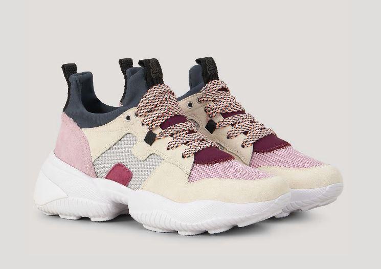 HOGAN nuove sneakers donna collezione primavera estate 2020 INTERACTION - Nuove Sneakers HOGAN Donna Primavera Estate 2020