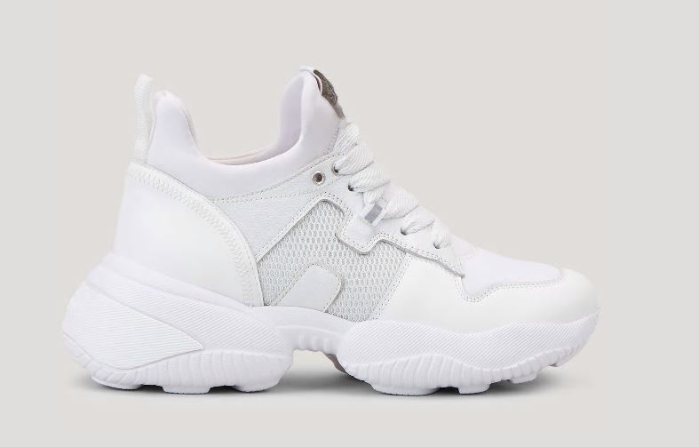 Nuove sneakers Hogan Interaction donna estate 2020 bianche - Nuove Sneakers HOGAN Donna Primavera Estate 2020 Nuove sneakers Hogan Interaction donna estate 2020 bianche - Nuove Sneakers HOGAN Donna Primavera Estate 2020