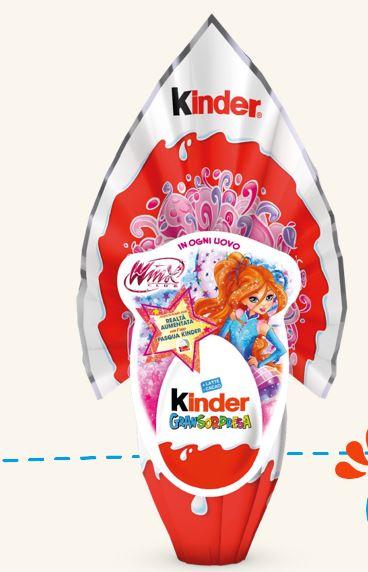 Kinder Uovo di Pasqua Gransorpresa 2020 Winx - Uova di Pasqua Kinder 2020 Kinder Uovo di Pasqua Gransorpresa 2020 Winx - Uova di Pasqua Kinder 2020